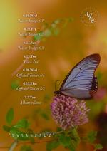 Ailee Butterfly schedule