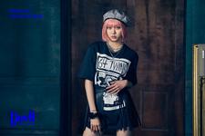 CLC Eunbin Devil promo photo 2