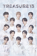 TREASURE13 group reveal photo
