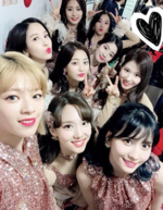 TWICE group picture Instagram Update 180101