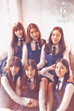 GFriend Snowflake Group Photo 3
