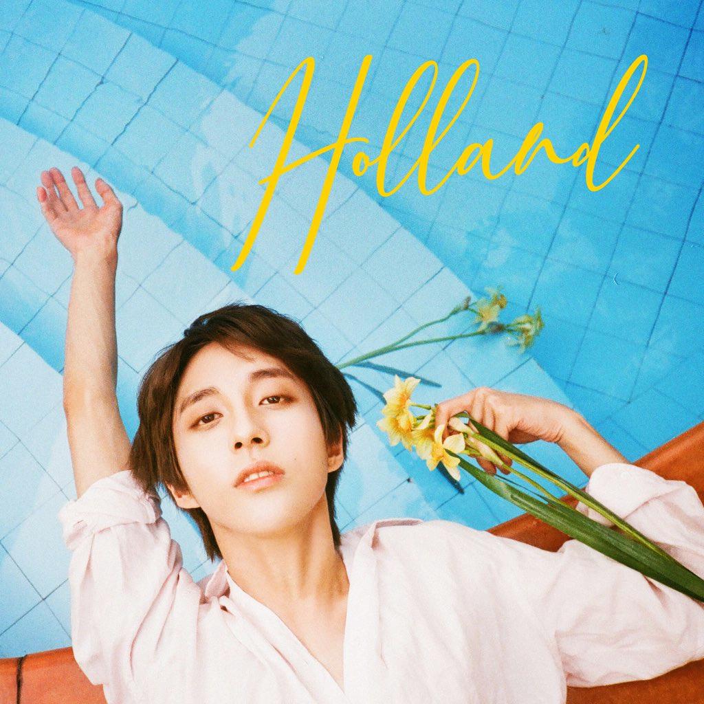Holland (album) | Kpop Wiki | Fandom