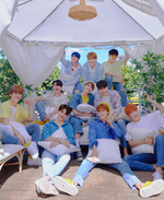 UP10TION 2018 Special Photo Edition group promo photo