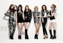 EXID Holla promotional photo