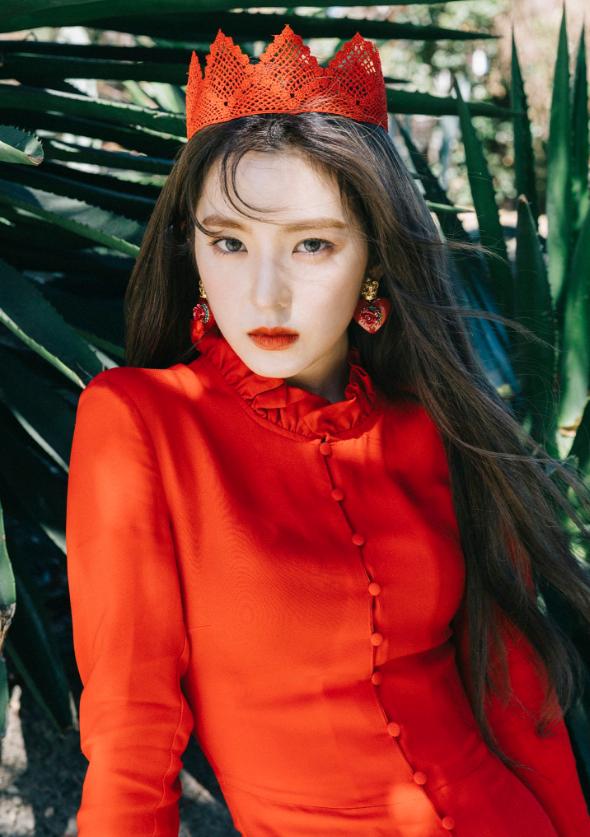 Red Velvet Irene Peek A Boo Teaser 1.PNG Idea