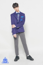Song Dong Pyo Produce X 101 promotional photo