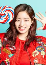 TWICE Dahyun Candy Pop promo photo