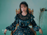 IZONE Jo Yu Ri Bloom IZ concept photo 2
