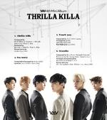 VAV Thrilla Killa tracklist