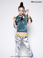 2NE1 Dara 1st Mini Album promo photo 5