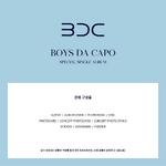 BDC Boys Da Capo album details