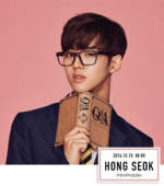 PENTAGON Hongseok Pentagon teaser photo 1