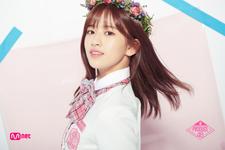 An Yu Jin Produce 48 promo photo (6)