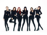 Dalshabet B.B.B group photo