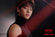 PENTAGON Hongseok Universe The Black Hall concept photo 1
