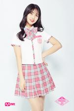 Kim Si Hyun Produce 48 concept photo 9
