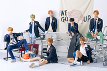 NCT Dream We Go Up group promo photo