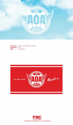AOA Beach Towel Good Luck ver. photo