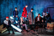 BTOB New Men group photo