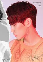 SF9 Tae Yang Sensuous promo photo