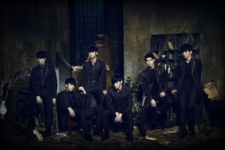 VIXX Voodoo group photo