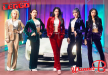 WANNA.B Leggo teaser image (Suit group ver.)