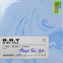 B.O.Y Phase Two We Harmony ver. cover art