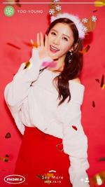 HELLOVENUS Yooyoung FM201.8 Last Hz promotional photo