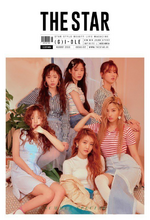(G)I-DLE The Star August 2018 photo