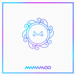 MAMAMOO White Wind digital album cover