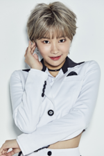 MOMOLAND Hyebin Great! promo photo