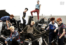 NCT 127 debut group promo photo (2)