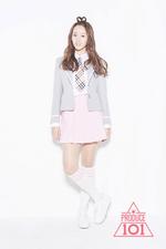Lee Seo Jung Produce 101 concept photo