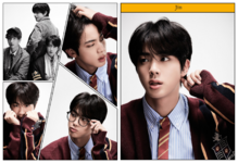 BTS Jin Map of the Soul 7 concept photo 4