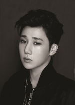 INFINITE Sung Kyu Infinite Only promo photo
