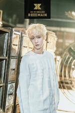 KNK Jihun Remain White Concept Photo