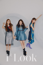 (G)I-DLE 1st Look June 2018 Minnie & Yuqi & Miyeon photo