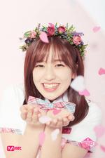An Yu Jin Produce 48 promo photo (4)