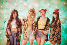 EXID Lady promotional photo 2