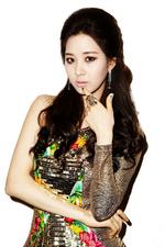 Girls' Generation-TTS Seohyun Twinkle promotional photo