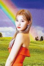 TWICE Sana Fancy You promotional photo