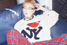 Block B Taeil Montage promo photo