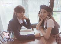DreamNote Dreamlike concept 2 Hanbyeol & Sumin