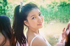 GFriend Sowon Flower Bud Concept Photo