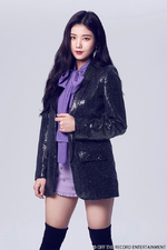 IZONE Kwon Eun Bi Suki to Iwasetai promo photo