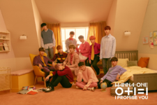 Wanna One 0+1=1 (I Promise You) group concept photo 2
