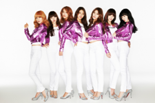 AOA Wanna Be promotional photo