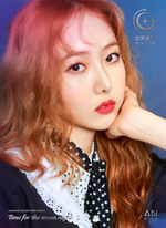 GFRIEND SinB Time for the Moon Night promo photo 2