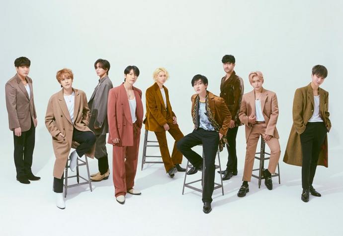 Super Junior para Timeless