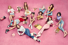TWICE What is Love group promo photo